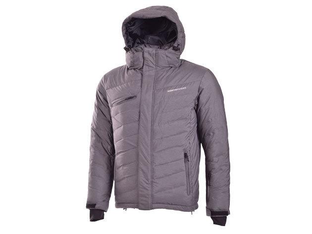 NorthFinder férfi kabát / sídzseki RONALD - L méret (BU-3218SII 27)