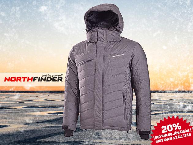 NorthFinder RONALD vízálló téli kabát férfiaknak síeléshez és mindennapi használatra (M-XL) +20% Veddvelem egyenleg jóváírással, díjmentes házhoz szállítással