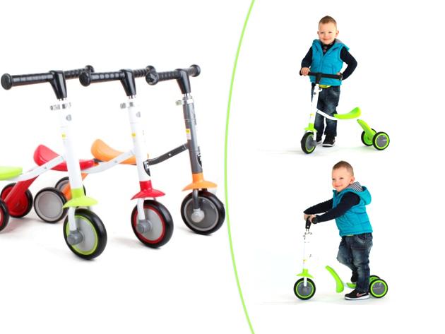 Tricikli és roller 2 az 1-ben játék e76d251dff