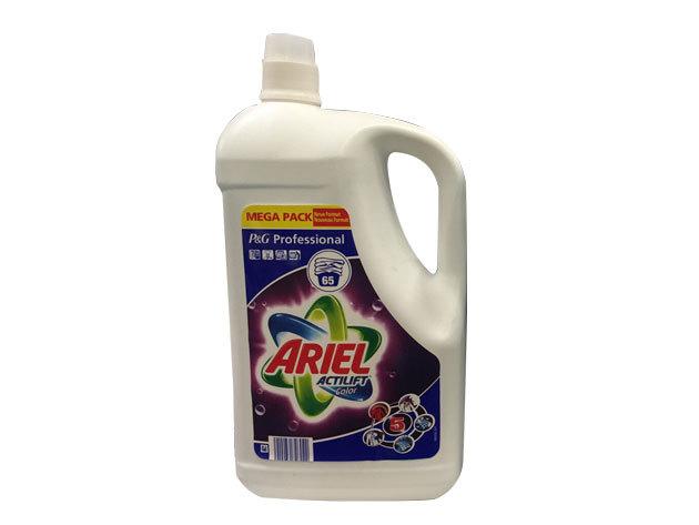 4,75 liter Ariel Actilift Color folyékony mosószer színes ruhákhoz