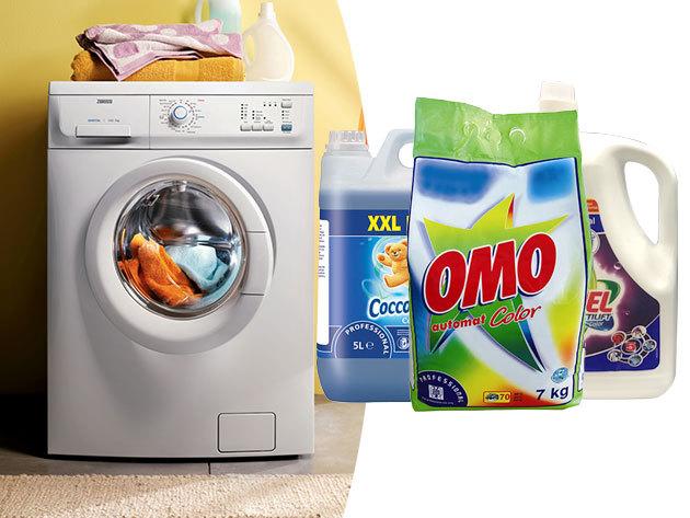 Ariel, Coccolino, OMO - a legkedveltebb mosószerek óriás kiszerelésben, szuper áron