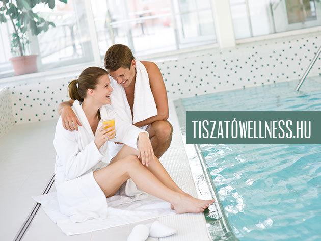 Tisza-tó Wellness és Konferencia Hotel, Poroszló - 3nap/2éjszaka szállás 2 fő részére reggelivel + wellnesszel