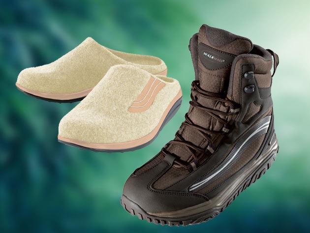 Walkmaxx házi papucs és bakancs - Fedezd fel a gördülő talpú járás számos  pozitívumát! b84598b829