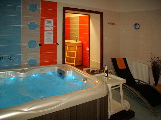 3 éjszaka 2 felnőtt részére, félpanziós ellátással és további extrákkal / Hotel Avalanche