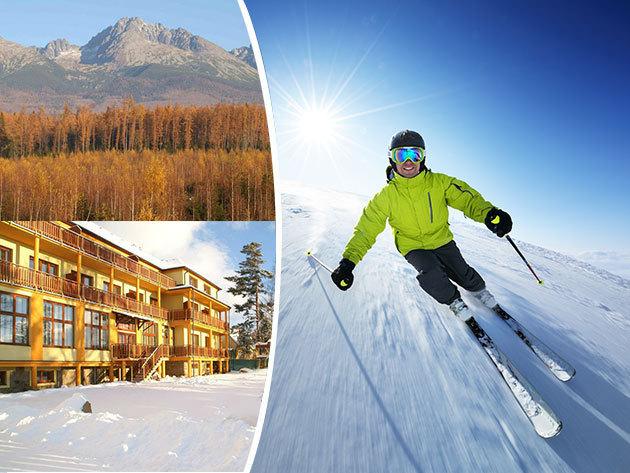 Szlovákia, Csorba-tó, Hotel Avalanche*** - LAST MINUTE kikapcsolódás és wellness - 2, 3, 5 vagy 6 éjszaka 2 fő részére, félpanzióval és extrákkal, 15 km-re a Popradi Aquaparktól!