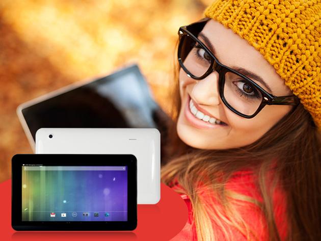 """GA33 9"""" tablet - egy személyi szórakoztató központ, akár gyermekek számára is: játék, film, internet"""