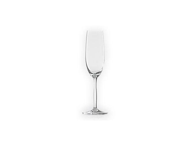 Ritzenhoff kristály pezsgős flőte készlet / 6db 200ml
