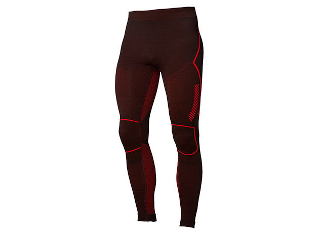 Helly Hansen HH DRY ELITE 2.0 PANT BLACK / ALERT RED XL (48487_991-XL)