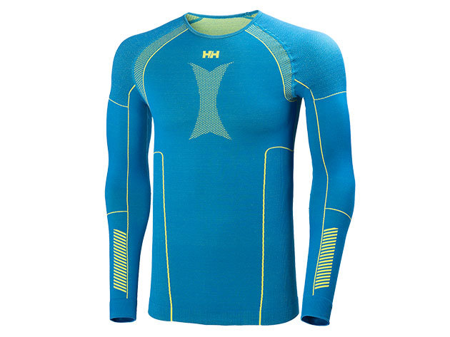 Helly Hansen HH DRY ELITE 2.0 LS INDI BLUE XXL (48482_811-2XL)