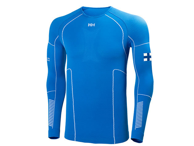 Helly Hansen HH DRY ELITE 2.0 LS FINISH BLUE S (48482_819-S)