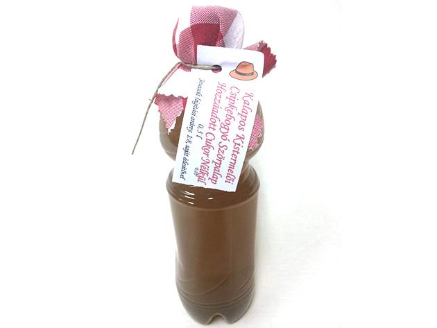 Csipkebogyó szörpalap 0,5 l (cukormentes)
