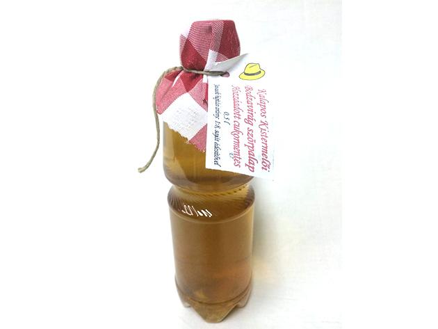 Bodzavirág szörpalap 0,5 l (cukormentes)