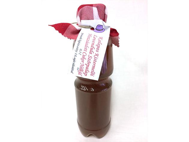 Levendula szörpalap 0,5 l (cukormentes)