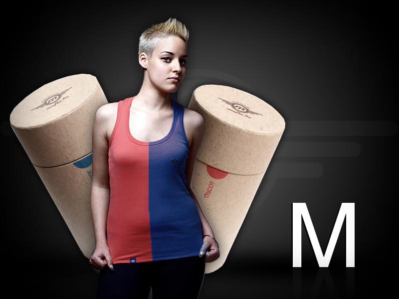 2db mafla.hu női trikó, méret: M