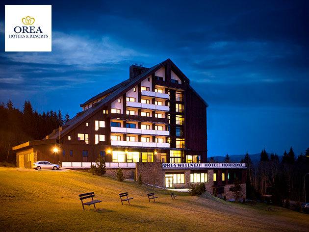 Csehország - 4 nap / 3 éjszaka kétágyas szobában 2 fő részére reggelivel, wellnesszel / Orea Horizont Resort***