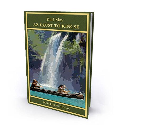 1. kötet - Az Ezüst-tó kincse - Karl May díszkiadás