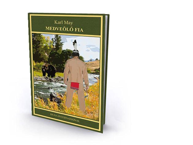 2. kötet - Medveölő fia - Karl May díszkiadás