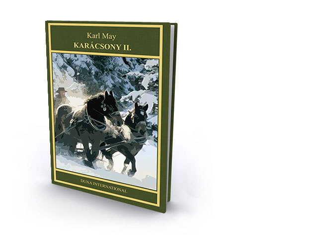 9. kötet - Karácsony II. - Karl May díszkiadás