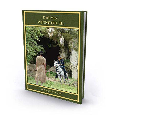 14. kötet - Winnetou II. - Karl May díszkiadás