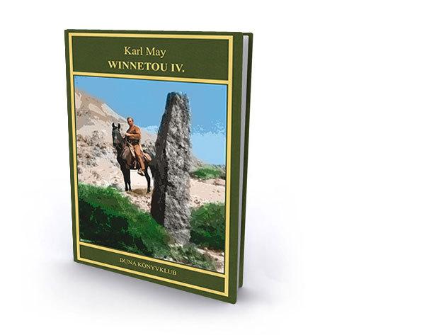 16. kötet - Winnetou IV. - Karl May díszkiadás