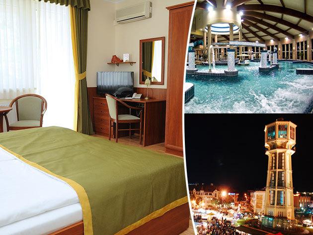 Siófok - 3 nap / 2 éjszaka szállás 2 fő részére, vagy családi csomag (2+2 fő) reggelivel, belépőkkel a Galérius Élményfürdőbe és egyéb extrákkal / Apartman Bella Panzió