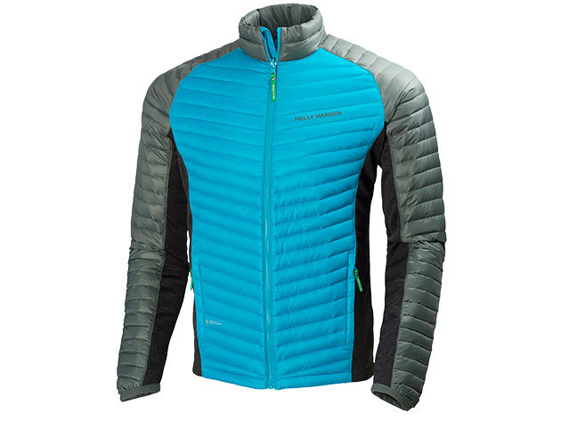 Helly Hansen VERGLAS HYBRID INSULATOR TROPIC GREEN XL (62344_800-XL)