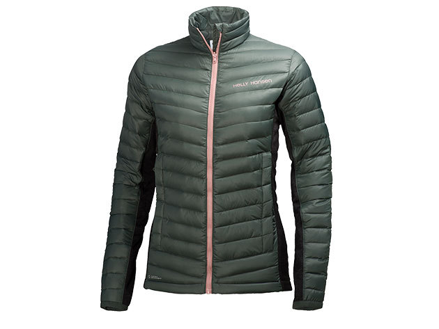 Helly Hansen W VERGLAS HYBRID INSULATOR ROCK L (62511_899-L)