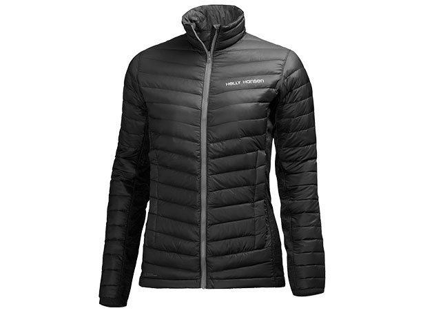 Helly Hansen W VERGLAS HYBRID INSULATOR BLACK XL (62511_990-XL)