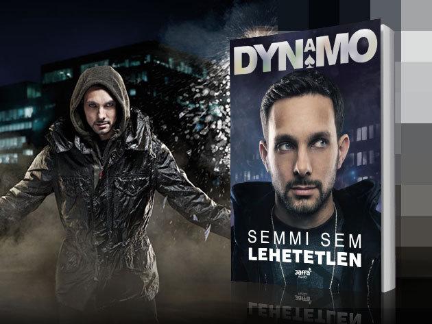 Dynamo: Semmi sem lehetetlen / A bűvész életének története és érdekességek a mágia világáról...