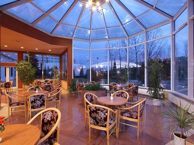 3 nap/2 éjszaka a Top Hotel Praha****-ban 2 fő számára - félpanzió + wellness
