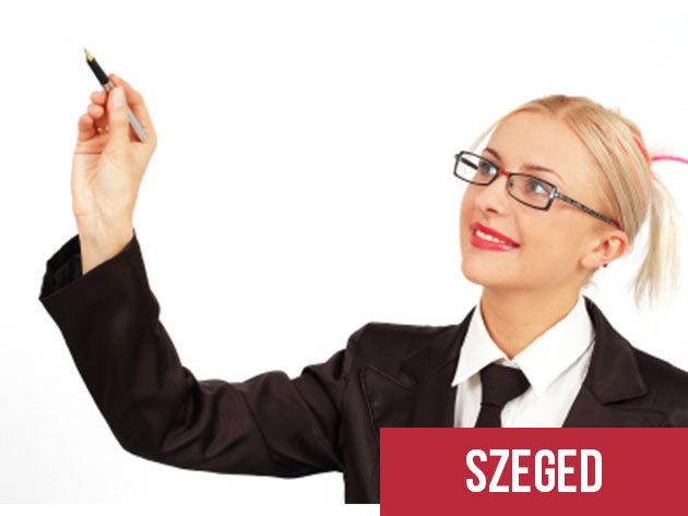 Tréner és Coach kombinált képzés / Szeged: FEBR. 06 SZOMBAT 08:30-15:30