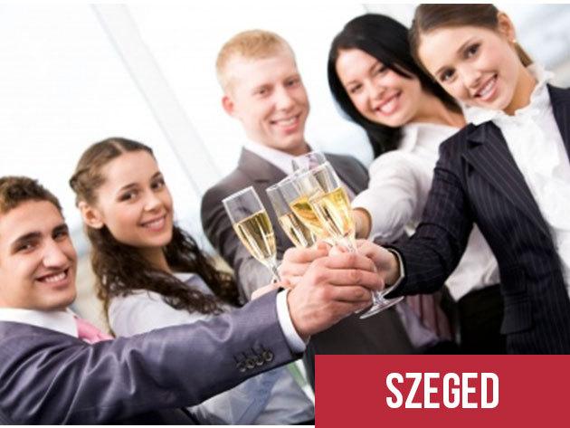 Rendezvényszervező képzés / Szeged: FEBR. 06 SZOMBAT 08:30-15:30