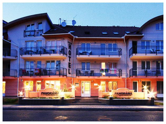 Hajdúszoboszló / Panoráma Wellness Apartman Hotel - 7 nap / 6 éj szállás 2 fő részére, teljes ellátással és fürdőzéssel