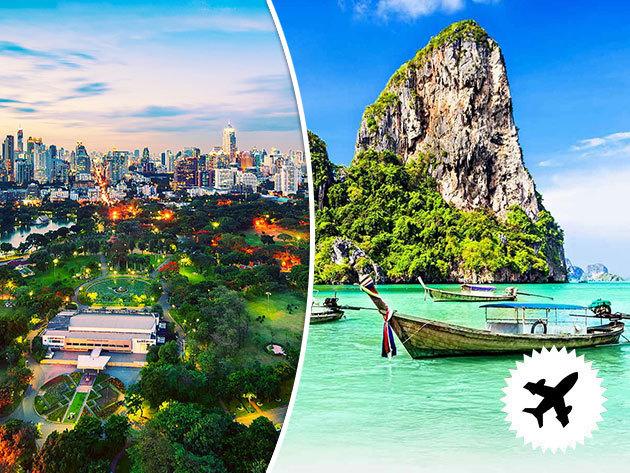 Thaiföld 2016. április 11–21.: szinglitúra 30-asoknak és kaland pároknak, repülőjegy Bangkokig, szállás reggelivel, idegenvezetés, városnézés, utazás Phuketre, transzferek... / fő