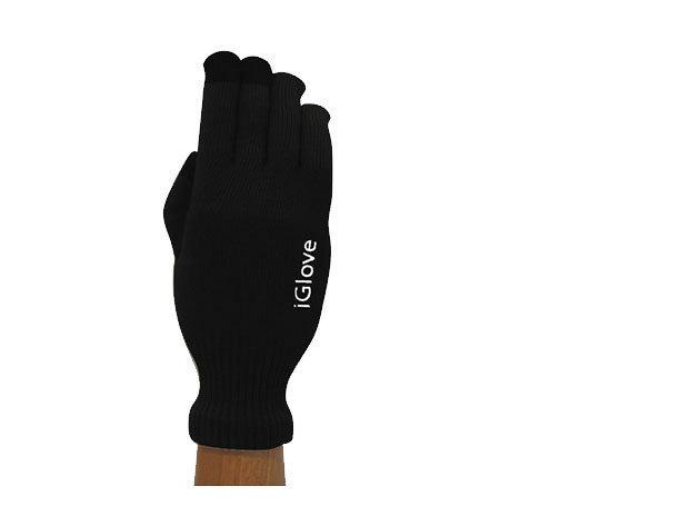 iGlove kapacitív kesztyű - fekete