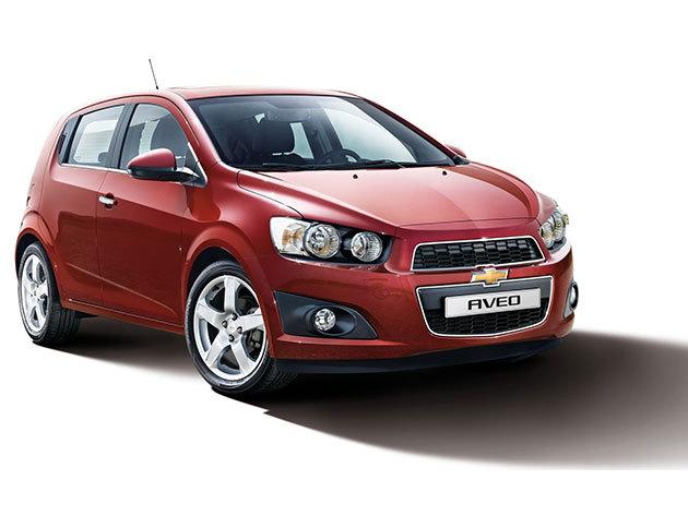 Chevrolet Aveo autóbérlés 3 napra (hétvégi ár)