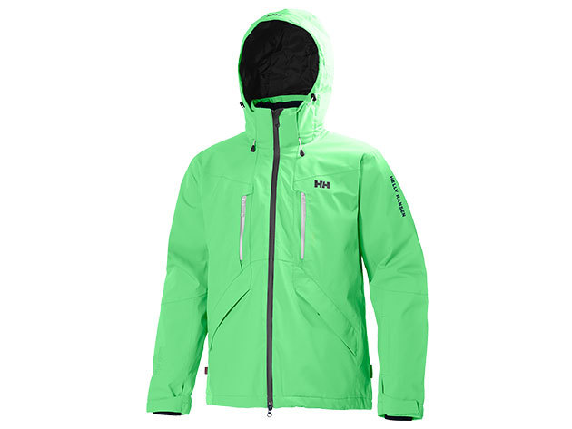 Helly Hansen JUNIPER JACKET PARIS GREEN M (62316_884-M)