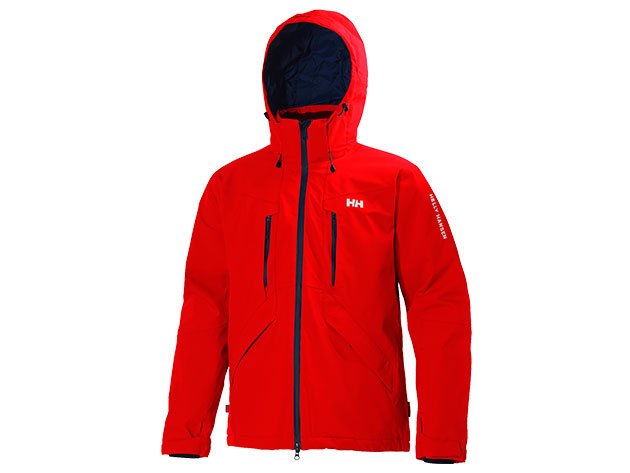 Helly Hansen JUNIPER JACKET ALERT RED L (62316_222-L)