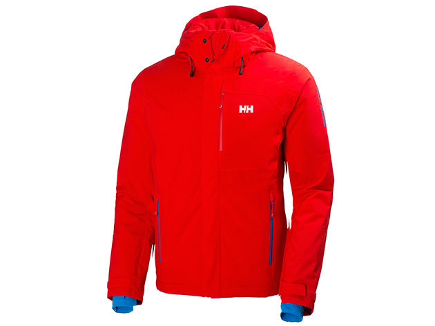 Helly Hansen EXPRESS JACKET ALERT RED M (62535_222-M)