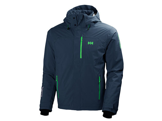 Helly Hansen EXPRESS JACKET DEEP BLUE M (62535_292-M)