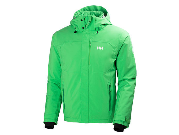 Helly Hansen EXPRESS JACKET PARIS GREEN XL (62535_884-XL)