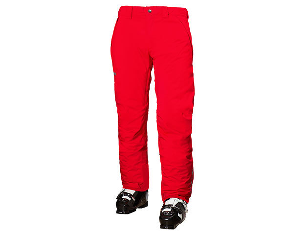Helly Hansen VELOCITY INSULATED PANT ALERT RED XXXL (60391_222-3XL)