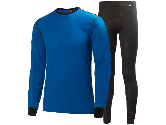 Helly Hansen HH COMFORT DRY 2-PACK INDI BLUE S (48676_811-S)