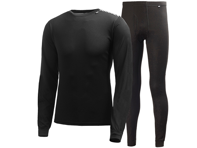 Helly Hansen HH COMFORT LIGHT SET BLACK S (48676_990-S)