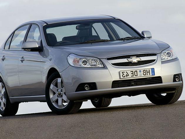 Chevrolet Epica autóbérlés 10 napra