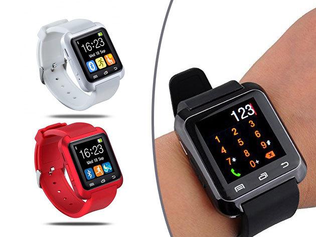 Bluetooth-os okosóra hívás tárcsázó, lépésszámláló, fintess tracker, üzenetjelző, emlékeztető és alvásfigyelő funkciókkal / 1 év garancia
