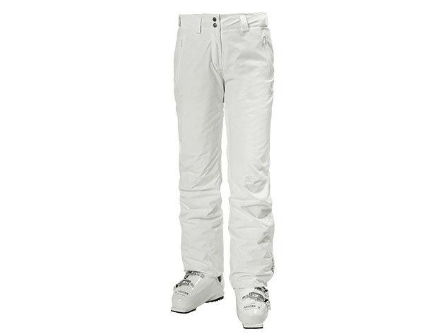 Helly Hansen W LEGENDARY PANT WHITE XL (60364_001-XL)