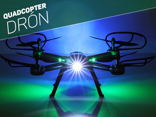 HD kamerás Quadcopter Drónok - megbízható, jól felszerelt készülékek légi felvételek készítéséhez