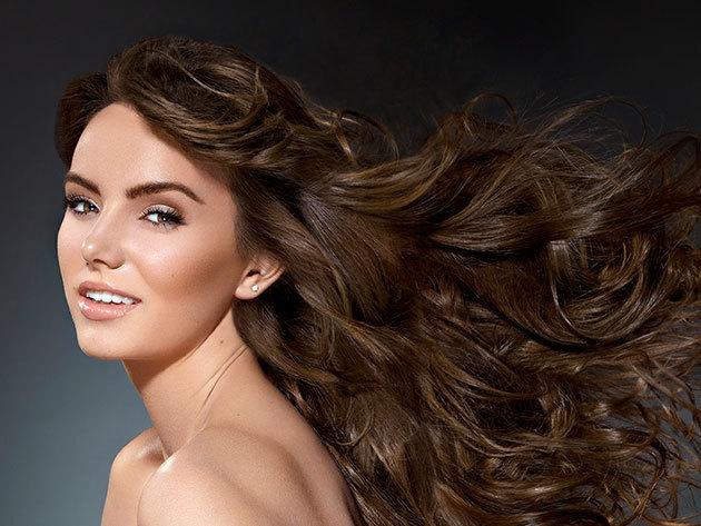 Női hajvágás mosásssal, szárítással, formázással, a belvárosi Chocolate Hair Studioban, bármilyen hajhosszra