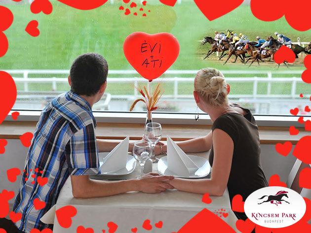Valentin nap a Kincsem Parkban! Páros belépő február 10-ére számos extrával és ajándékokkal - Pillants be a lóverseny kulisszái mögé!